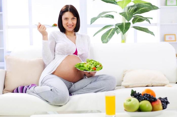 Похудеть беременной видео